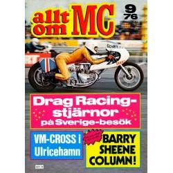 Allt om MC nr 9  1976