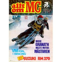 Allt om MC nr 3  1977