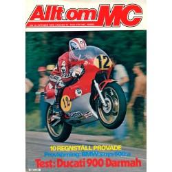 Allt om MC nr 10  1978