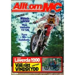 Allt om MC nr 12  1978