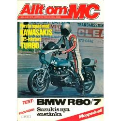 Allt om MC nr 6  1978
