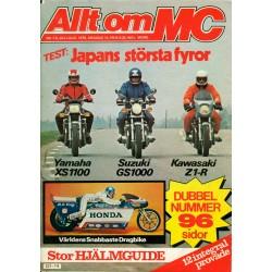 Allt om MC nr 7  1978