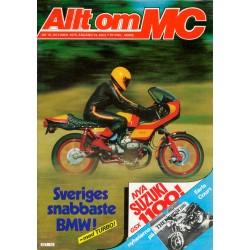 Allt om MC nr 10  1979