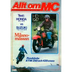 Allt om MC nr 12  1979