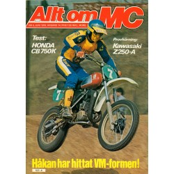 Allt om MC nr 6  1979