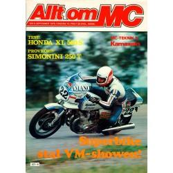 Allt om MC nr 9  1979