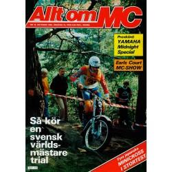 Allt om MC nr 10  1980