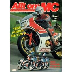 Allt om MC nr 10  1983