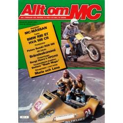 Allt om MC nr 2  1983