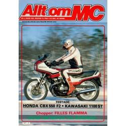 Allt om MC nr 3  1983