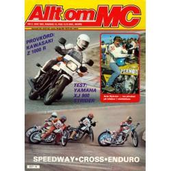 Allt om MC nr 6  1983