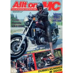 Allt om MC nr 7  1983