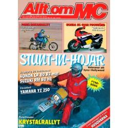 Allt om MC nr 3  1985