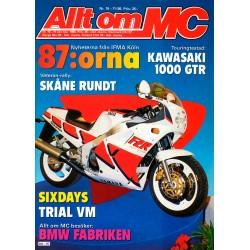 Allt om MC nr 10  1986