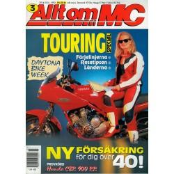 Allt om MC nr 3  1992