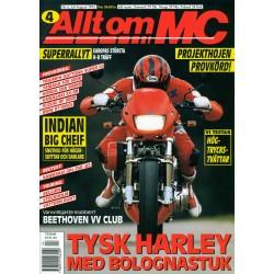Allt om MC nr 4  1994