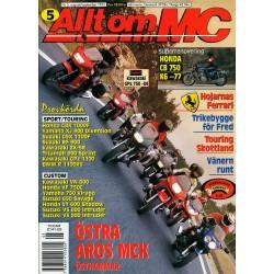 Allt om MC nr 5  1995