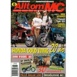 Allt om MC nr 6  1995