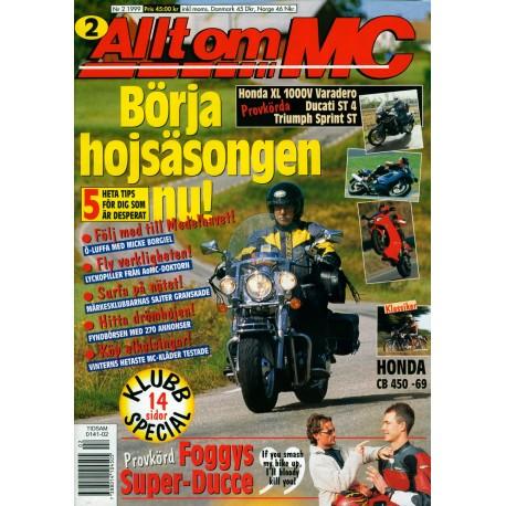 Allt om MC nr 2  1999