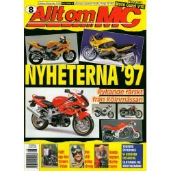 Allt om MC nr 8  1996