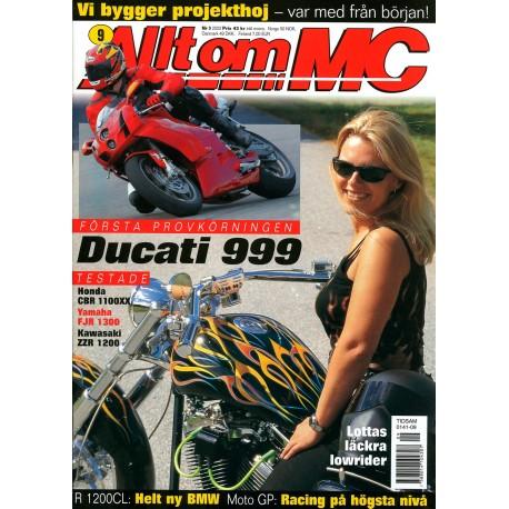 Allt om MC nr 9  2002