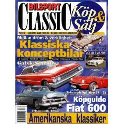Bilsport Classic nr 2  2000