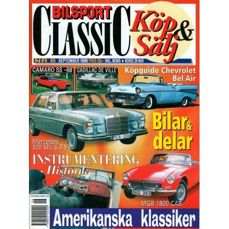 Bilsport Classic nr 6  1999