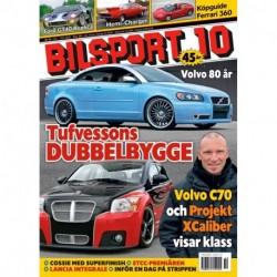 Bilsport nr 10 2007