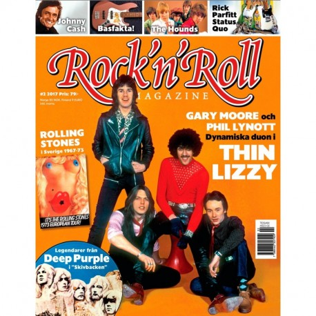 Rock'n'Roll Magazine nr 2 2017