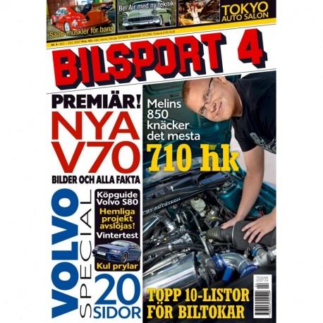 Bilsport nr 4 2007