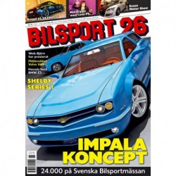 Bilsport nr 26 2006