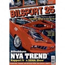 Bilsport nr 25 2006