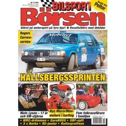 Bilsport Börsen nr 10 2009
