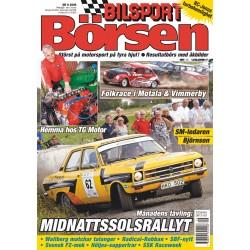 Bilsport Börsen nr 9 2009