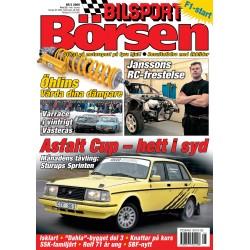 Bilsport Börsen nr 5 2009