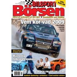 Bilsport Börsen nr 2 2009