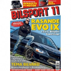 Bilsport nr 11 2006