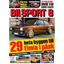 Bilsport nr 8 2017