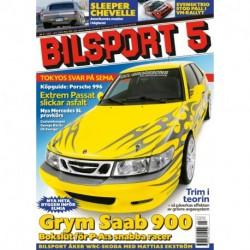 Bilsport nr 5 2006