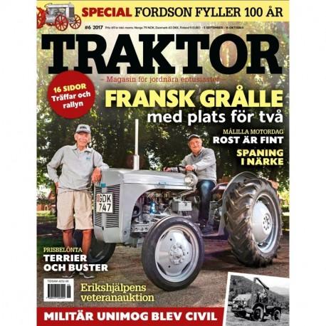 Traktor nr 6 2017