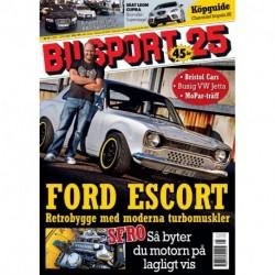 Bilsport nr 25 2007