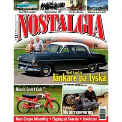Nostalgia Magazine nr 11 2017