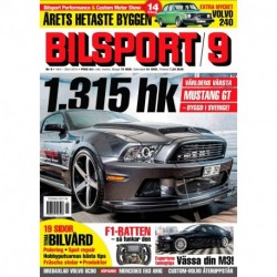 Bilsport nr 9 2015