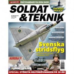 Soldat & Teknik nr 6 2017