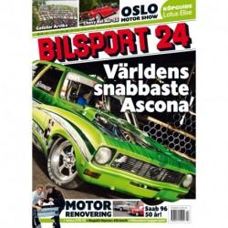 Bilsport nr 24 2010