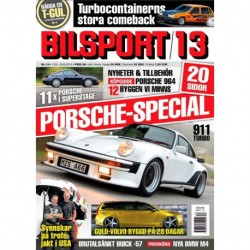 Bilsport nr 13 2014