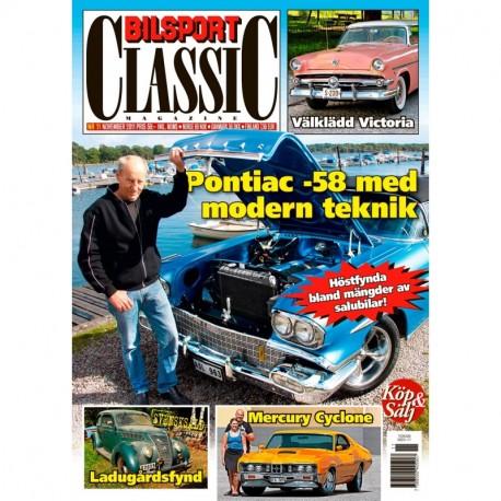 Bilsport Classic nr 11 2011
