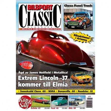 Bilsport Classic nr 3 2013