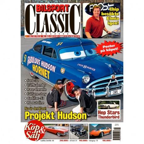Bilsport Classic nr 5 2012
