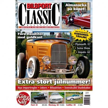 Bilsport Classic nr 1 2014